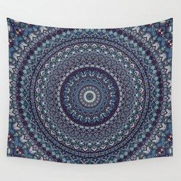 Native Soul Mandala 5 Wall Tapestry