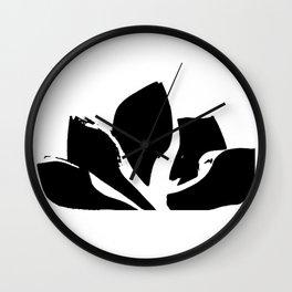 Gourmet Echelon Wall Clock