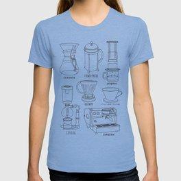 Coffee Brewing T-shirt