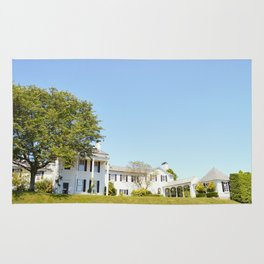 Ladew Topiary Gardens Mansion Rug