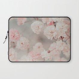 Gypsophila pink blush Laptop Sleeve