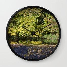 Water of Leith Edinburgh 1 Wall Clock