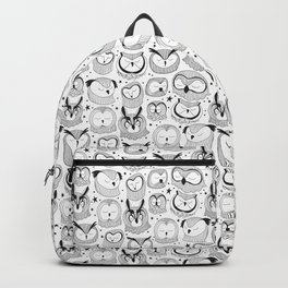 Sleeping Owls Backpack