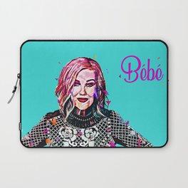 Moira Rose Bébé Pop Art  Laptop Sleeve