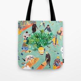 Compost Awareness Week Tote Bag