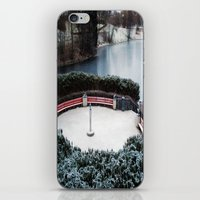 oslo iPhone & iPod Skins featuring Oslo by Infra_milk