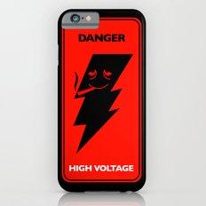 HIGH Voltage Slim Case iPhone 6s