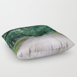 Tangled Trees Floor Pillow