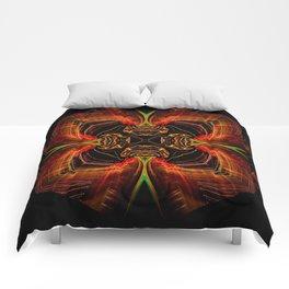 Fire Intake Comforters