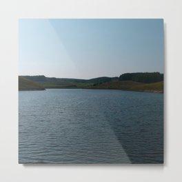 June Lake  Metal Print