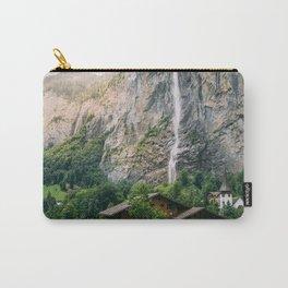 Lauterbrunnen Waterfall Carry-All Pouch