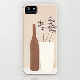 Vase Decoration II iPhone Case
