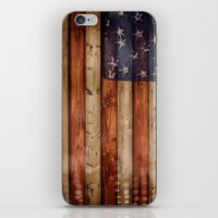 america iPhone & iPod Skins featuring america by Arken25