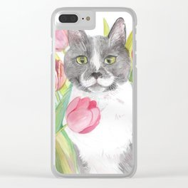 Thumper Clear iPhone Case