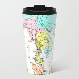 Intercurse Map Travel Mug