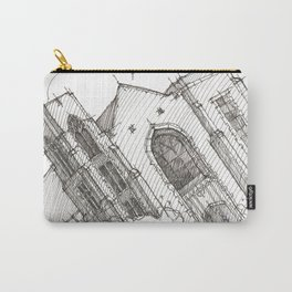 Oa[k]cliff Temple Carry-All Pouch