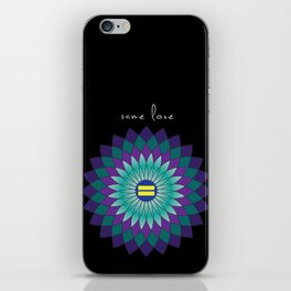 Equality iPhone Skin