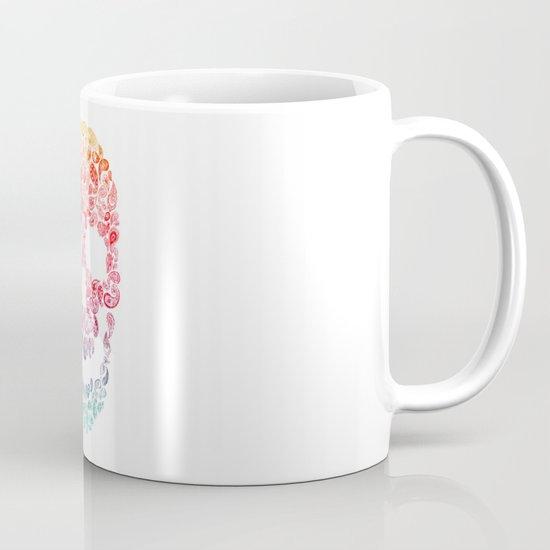 Death By Paisley Mug