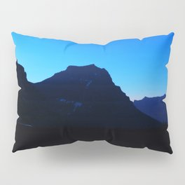 Dawn at Glacier National Park, Rocky Mountains, Going to the Sun Road, Logan Pass Pillow Sham