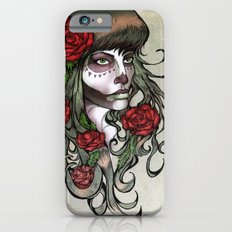 Day of the Dead Girl iPhone 6s Slim Case