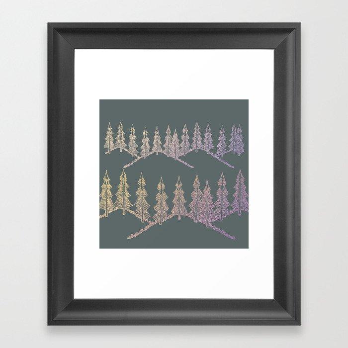 LUCUS Framed Art Print