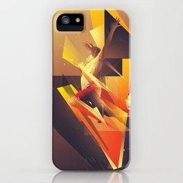 Restriction of Life iPhone Case