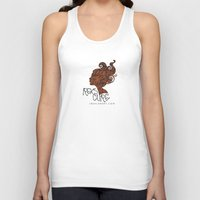 the cure Tank Tops featuring Rex's Cure by JBSalsbury