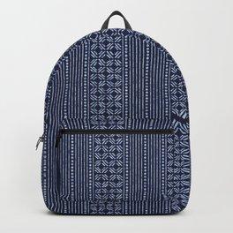 Thai Indigo Batik 3 Backpack