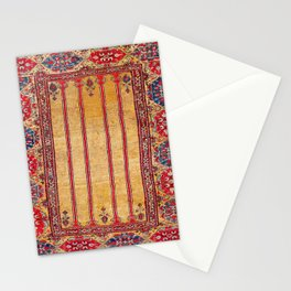 Ladik Central Anatolian Column Rug Stationery Cards
