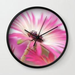 Summer breeze... Wall Clock