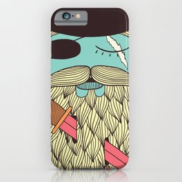 Captain Hope iPhone Case