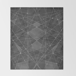 Constellations 2 Throw Blanket
