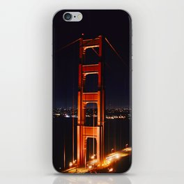 The Golden Gate iPhone Skin