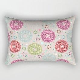 Lace&Rosaces Rectangular Pillow