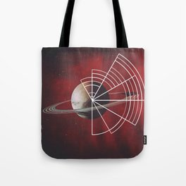 "Mixed Media, ""Consume Me"" 2014 Tote Bag"