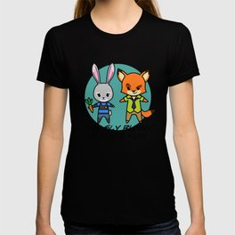 Nick and Judy T-shirt