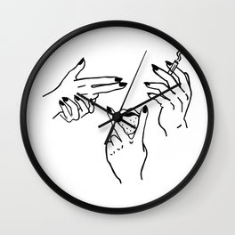 Lunatica Wall Clock
