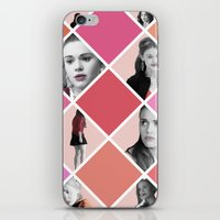 lydia martin iPhone & iPod Skins featuring Lydia Martin - Teen Wolf by lena e