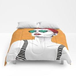 Stripe Swimmer Comforters