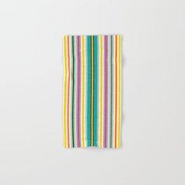 retro stripe Hand & Bath Towel