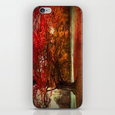 Finest fall iPhone Skin
