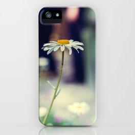 Daisy I iPhone Case