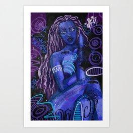 Yejide Art Print