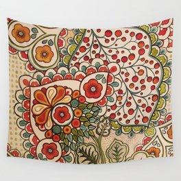 paisley Wall Tapestry
