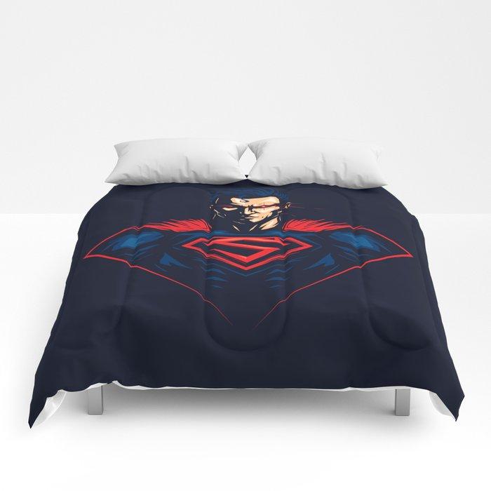 Man of Steel Comforters