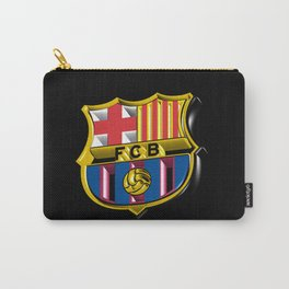 Barca Logo Great Carry-All Pouch