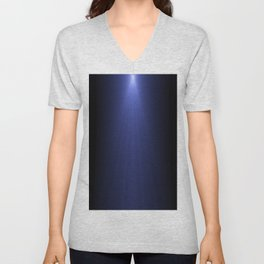 Abstract Composition 443 Unisex V-Neck