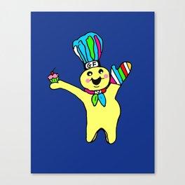 Muffin Man Canvas Print