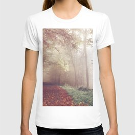 LOST IN THE PATH T-shirt