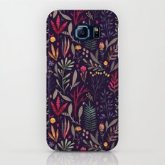 Botanical pattern Galaxy S7 Slim Case